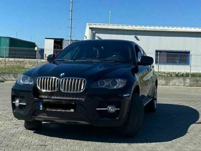 second-hand BMW X6 xDrive40d