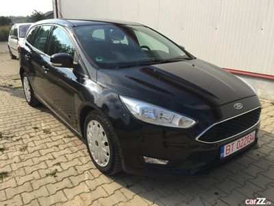 second-hand Ford Focus 1,5tdci econetic (navy sync3/parctronic) 2017