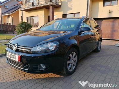 second-hand VW Golf VI 2.0TDI 140cp,Euro5 2012,STYLEClimatronic