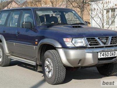 second-hand Nissan Patrol Gr y61 4x4 - an 1999, 3.0 diesel