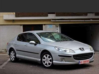 second-hand Peugeot 407 RAR efectuat!