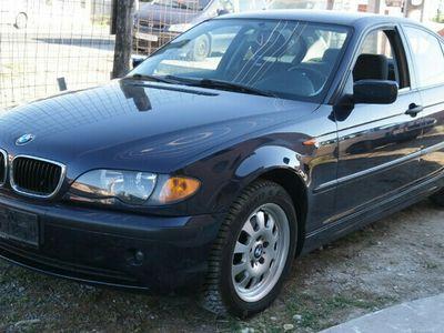 second-hand BMW 318 E46 i Facelift - an 2002 1.8i (Benzina)