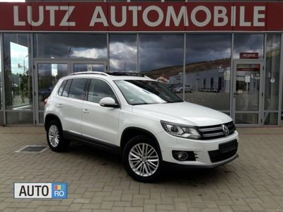 second-hand VW Tiguan 2.0 TDI DPF 4Motion DSG Cup Sport & Style