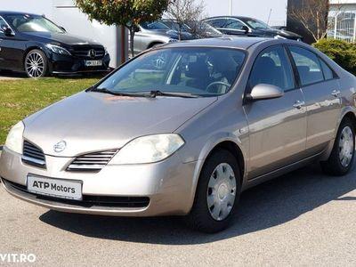 second-hand Nissan Primera