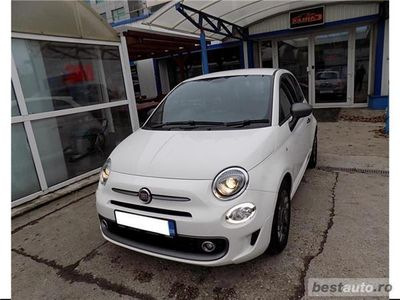 second-hand Fiat 500 1.2 69CP S