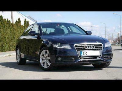 second-hand Audi A4 B8 Sedan EURO 5