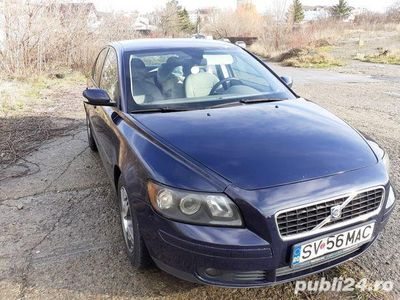 second-hand Volvo S40 1.6 disel, 2005