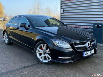 second-hand Mercedes CLS350 cdi 2012 AMG accept variante !!!