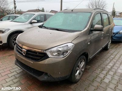 second-hand Dacia Lodgy