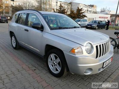 brugt Jeep Compass 2008 Suv 140cp 4x4 Import Germania