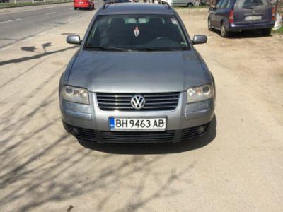 second-hand VW Passat 2003 diesel full option