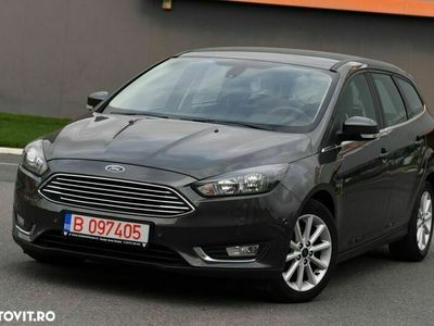 second-hand Ford Focus 1.5