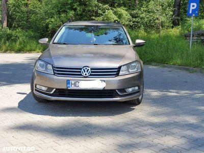 second-hand VW Passat B7