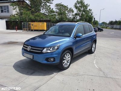 second-hand VW Tiguan II