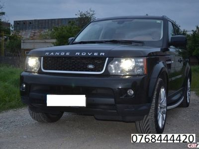 second-hand Land Rover Range Rover Sport HSE 3.0L Diesel,2011 Extra-full