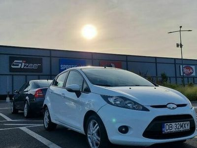 second-hand Ford Fiesta 1.6
