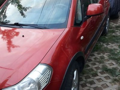 second-hand Suzuki SX4