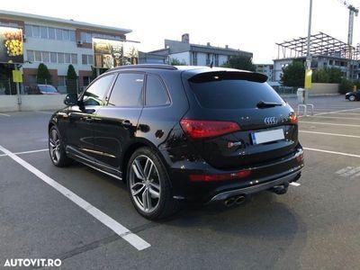 second-hand Audi SQ5 3.0
