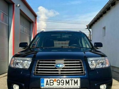 second-hand Subaru Forester 2.0