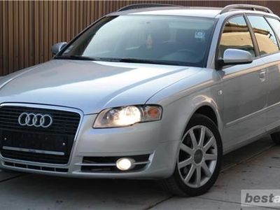 second-hand Audi A4 Avant, 2.0 TDI Diesel, an 2006