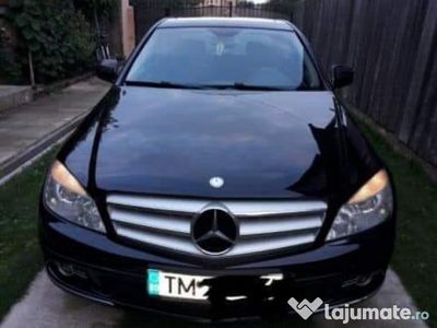 second-hand Mercedes C220