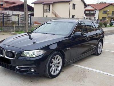 second-hand BMW 218 525 2.0 Diesel Bi-TurboCp 2015 Euro 6 Automat