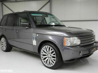 second-hand Land Rover Range Rover 4.4