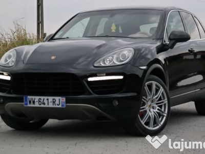 used Porsche 911 Turbo S Cayenne- an 2011, 4.8 v8 bitirbo