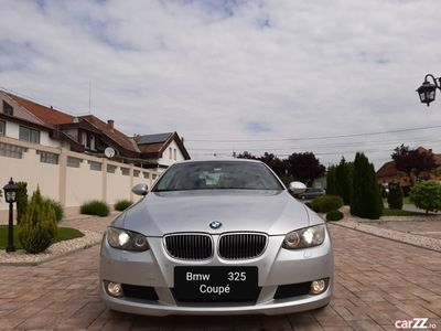 second-hand BMW 325 D coupe