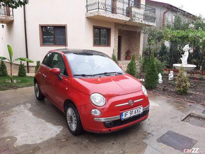 second-hand Fiat 500 propietar