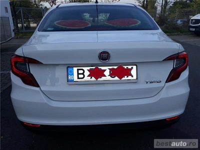 second-hand Fiat Tipo 2016 ,E 6 ,CU 7 TREPTE ,1,4 .96 CP Benzina
