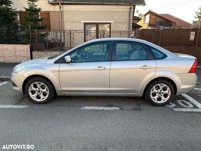 second-hand Ford Focus 1.6iTi-VCT