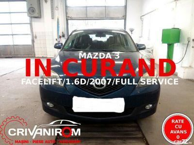 second-hand Mazda 3 1.6D
