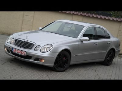 second-hand Mercedes E220 an 2003 luna 7, 2.2 Cdi (Diesel)