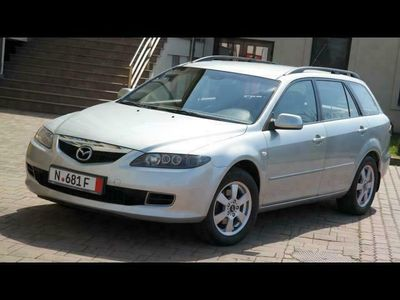second-hand Mazda 6 - an 2008, 2.0d (Diesel)