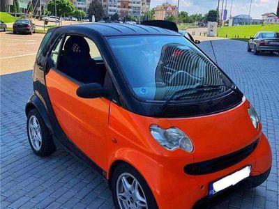 second-hand Smart ForTwo Coupé City- Facelift 2002