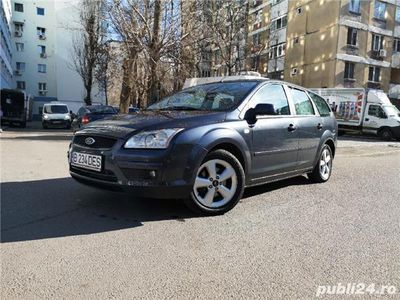 second-hand Ford Focus 2008