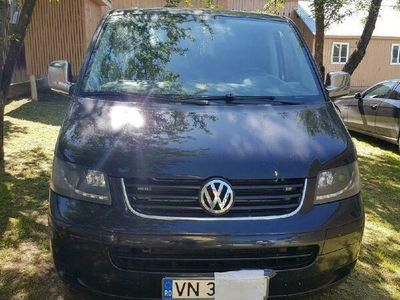 second-hand VW Caravelle 8+1