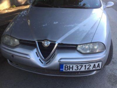 second-hand Alfa Romeo 156 1.9 JTD
