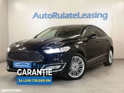 second-hand Ford Mondeo Vignale din 2018