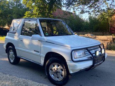 second-hand Suzuki Vitara 4x4 - an 1993, 1.6 (Benzina)