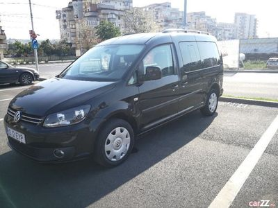 second-hand VW Caddy Maxi