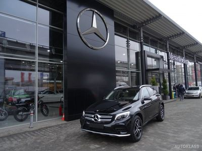 second-hand Mercedes GLC220 d 4MATIC
