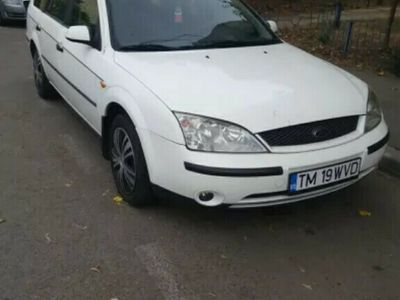 second-hand Ford Mondeo schimb