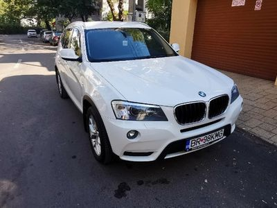 second-hand BMW X3 propietar