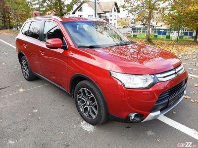 second-hand Mitsubishi Outlander Instyle, 2014,4x4,7 locuri,AUTOMATA,ful
