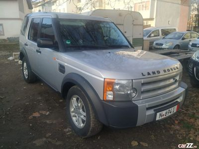 second-hand Land Rover Discovery 3 2.7 diesel V6 2006 4x4 Navi camera