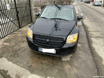 second-hand Dodge Caliber 2.0