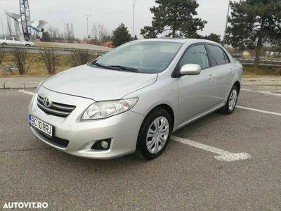 second-hand Toyota Corolla 2.0