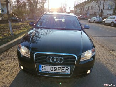 second-hand Audi A4 140 hp 2007
